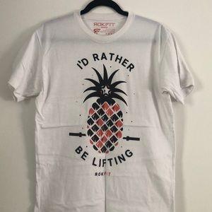 Rokfit lifting t shirt